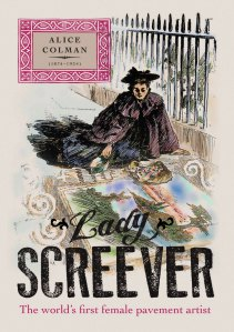 Lady SCREEVER book cover