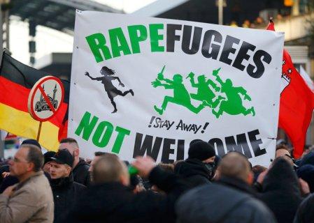 rapefugees